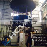 Ti gold decorative stainless steel sheet PVD coating machine/PVD coating line/colorful film deposition equipment
