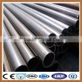 thin wall stainless steel pipe/ 2mm thickness small diameter stainless steel pipe for a312 gr tp304