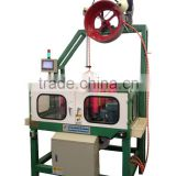The lastest 8 spindles high speed cable braiding machine