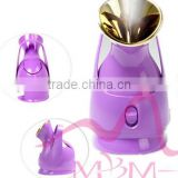 Nano Ionic Facial Steamer - Portable Hot Mist Face Steamer Machine - Personal Facial Sauna SPA System