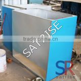 Stainless Steel Metal steel work bench with drawers For Mushroom Cultivation