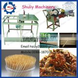 Best selling incense stick making machine/toothpick making machine with low price 0086-15838061759