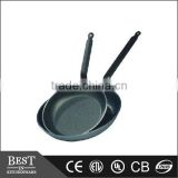 Ceramic non-stick frypan, alum-steel