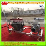Agriculture Machinery hand push type diesel engine irrigation water pump,farm tool for sale