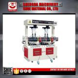 shoes sole attaching pressing machine