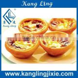 electric egg tart display cabinet/cake and egg food warmer