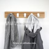 Coat Hanger Modern Simple Oak Hanger No Hook Wooden Hanger