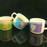 free samples Best quality and ECO friendly tableware bamboo fiber small cups, drinking bamboo cups set
