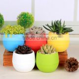 custom make table plastic mini planter pots,Customize your own plastic mini flower pots