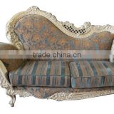 MS-1410-02 Antique reproduction furniture set with cushion