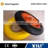 13-inch Pneumatic Rubber Beach Wagon Wheels With Bearing