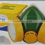 HALF FACE SAFETY CHEMIAL RESPIRATOR,GAS MASK