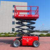 Inquiry About Self-propelled diesel Scissor Lift XD100RT