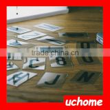 UCHOME Popular Style LED Cinematic Letter Light Box with Replaceable Letters