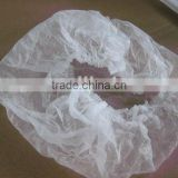 Wholesale Colored disposable pp non-woven surgical round nursing cap/ hospital medical consumables