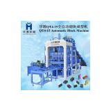Full automatic concrete hollow block making machine QT4-15
