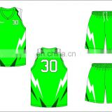 High quality new Design custom team basketball t-shirts
