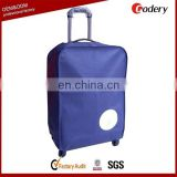 Shenzhen factory fancy design clear luggage cover