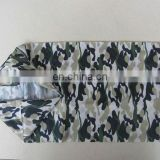 Cool camouflage fashion style printed elastic multi seamless tube scarf for military fans