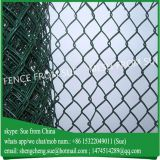 Plastic coated Farm used chain link fence for sale