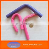 Bendy curling rollers for hair styling