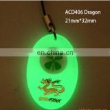 Faishon and hot sell christmas led necklace factory sell