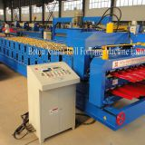 Double Deck Color Steel Roll Forming Machine