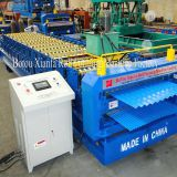 Turkey Type Roof Use And Steel Type Tile Roll Forming Machine