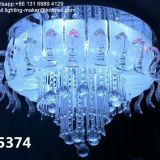 fashional  crystal chandelier, crystal ceiling lamps, lighting  from Chinese supplier