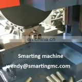 High accurancy circular saw blade metal pipe cutter machine, saw metal cutting machine, multi-blade circular saw machine