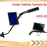 Portable Digital Visual Under Vehicle checking camera UVSS with DVR