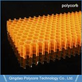 PC Honeycomb Excellent Dielectric Properties Apply Into Sandwich Cores