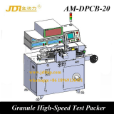 High Speed Automatic Inductor Resistor and Capacitor Testing and  Packaging Machine Tape Reel Machinery for Small Size Electronics