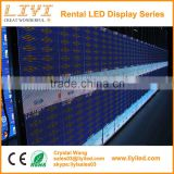 china custmoized led display 6mm outdoor advertising led display screen prices