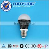 Good heat dissipation high brightness Led bulb with isolated driver 8 volt led light bulbs