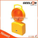 Factory Outlet Saipwell High Quality Solar Barricade Warning Light