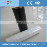 Anti-scratch pe stretch film, pe wrapping film, pe wrapping film