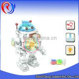 ALI BABA Popular toy cheap electric robot B/O robot toy funny sound toy plastic toys factory