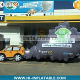 2016 newest Advertising Giant Inflatable logo billboard model for advertising                                                                         Quality Choice