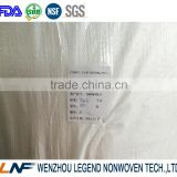 Filter Cloth in nonwoven fabric