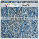 Top quality fashion design of French cotton lace for lady garment accessory
