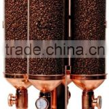 INquiry about Best Rotating Coffee Bean Dispenser Silo, Commercial Coffee Dispenser for Countertop, Bulk Coffee Silo with Rotating System