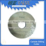 WENXING 0114C.C. carbide angle cutter on key blanks for 216,268,268-B,268-C,218-A,218-B,218-D,218-E key duplicating machine