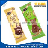 Ice cream packing roll film/ Plastic wrap ice cream bag/ plastic bag for ice cream packaging                                                                                                         Supplier's Choice