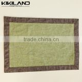 New products 2015 innovative country style placemat table mat