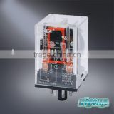 Equal to OMRON general purpose electromagnetic relay MK2P-1 MKS2P-1 silver contact top quality