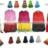Wholesale Skirts Lots,Assorted skirts stock lots,indian skirts wholesale lots offer,boho gypsy long skirts
