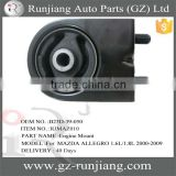 New Products!! OEM NO.B25D-39-050 auto holder engine mountings for MAZDA ALLEGRO 1.6L/1.8L 2000-2009