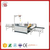 STR1350B-II Hot-Sales Paper(PVC) Sticking Machine with CE for Furniture Making