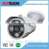 Kendom Dubai Alarm camera weatherproof fixed lens cctv camera with dvr CE FCC RoHS AHD camera                                                                         Quality Choice